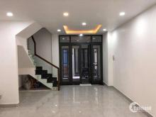 Bán nhà đẹp, dt 43m2, hẻm Âu Cơ phường 10 quận Tân Bình