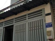 Nhà 1 lầu đúc MT Lê Cao Lãng sát bên nhà thờ 4.25x16m nở hậu 5.1m