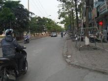 Bán nhà mặt phố Kim Giang 140m2, mt 12m, Nhà lô góc, giá 32,2 tỷ