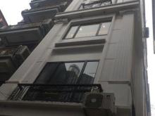 Nhà mới Phương Liệt 6 tầng 35m2 ô tô, 4,95 tỷ cách phố 30m.