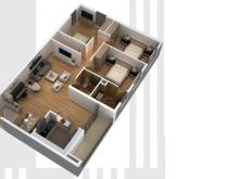 Bán gấp căn 1907 – 3 phòng ngủ, 133m2, full đồ tòa N03 T5 khu đoàn ngoại giao – giá thương lượng