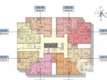 Bán căn số 3 chung cư N03T7 Ngoại Giao Đoàn