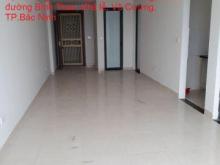 Cho thuê căn chung cư Hoàng Gia 2 nội thất cơ bản tại trung tâm TP.Bắc Ninh