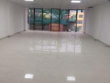 Cho thuê duy nhất văn phòng  DT 140m2 mặt tiền 8m khu vực Đống Đa