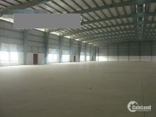 Chính chủ cho thuê kho - xưởng 480m2, 20tr/tháng, mới xây, có văn phòng, đường Vườn Lài