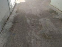 Cho thuê nhà mặt tiền hẻm 253 Trần Xuân Soạn, 4x25