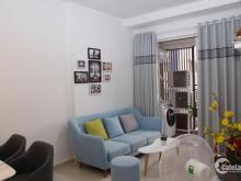 Vào ở ngay căn hộ full nội thất y hình Golden Mansion 2 phòng ngủ, giá 19tr/tháng tầng trung - view thoáng mát