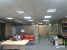 Cho thuê văn phòng 170m2 thông sàn mặt phố Duy Tân,Trần QUốc Hoàn , Cầu Giấy,giá chỉ 27tr