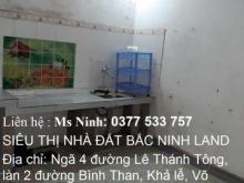 Cho thuê nhà cấp 4 khu Khả Lễ Võ Cường, TP,Bắc Ninh
