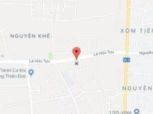 Bán Đất Phân Lô Biệt Thự Măt Đường Lê Hữu Tựu 126m- 0916065883