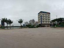 Bán đất kinh doanh đẹp mặt hồ Cái Dăm,Hạ Long,Quảng Ninh
