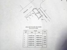 Đất thổ cư 100% 5.5x14m vị trí đẹp, góc 2 MT đường nhựa 10m khu Sài Gòn Mới