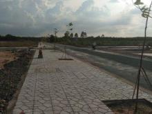Dự án KDC Long Việt An, gần KCN Long Đức, sổ hồng riêng, thổ cư 100% LH093 8877 287