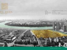 Chính chủ bán mấy lô đất quận 2 ngay sông SG giá chỉ 103tr/m2, dt 7*20m. LH 0916870236