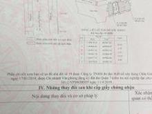 Cần bán nhanh 2 nền đất sổ hồng riêng hẻm 1565 Huỳnh Tấn Phát, P. Phú Mỹ, Quận 7
