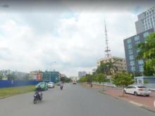 Bán đất MT Nguyễn Thị Nhung, Q. Thủ Đức, DT 80m2, giá 800tr, SHR