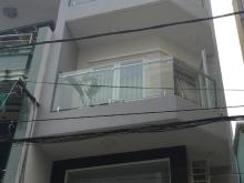 Bán gấp nhà mặt đường Tân Kỳ Tân Quý, Sơn Kỳ, Tân Phú, 103m, 4 tầng, giá chỉ 16 tỷ kd, vp.