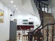 Cần bán nhà mới Khu Vip, Trung Kính. nở hậu, 32m2x4tang. MT 4m
