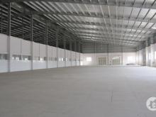 Bán xưởng diện tích 2750m2 mặt tiền Quốc lộ 1A Đinh Đức Thiện với giá 3,1 tỷ
