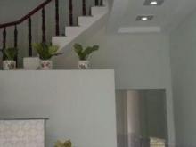 Nhà lầu vào ở ngay đường Bùi Thanh Khiết, sổ hồng riêng, giá 850tr