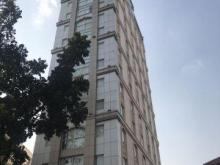 Bán tòa nhà CỰC VIP MT Ký Con, 4x18, hầm 7 tầng, HĐT 110tr/th