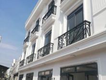Nhà lầu mới xinh xắn nằm trên trục đường Hà Huy Giáp ,Nguyễn Oanh ,Quận 12