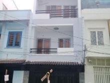 Bán nhà 2 lầu mặt tiền hẻm 8m Phú Thuận quận 7.