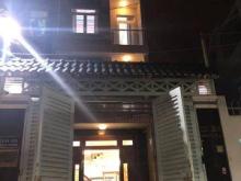 Nhà sang trọng Nguyễn Văn khối dt 4,5 x 24,5m,2 lầu st giá 8ty500