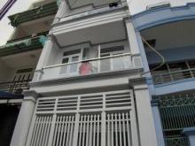 Bán nhà hxh  Lê Thúc Hoạch  Q,Tân Phú   4x16  1 trệt 3 lầu  giá 6,6 tỷ TL