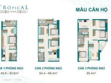 Căn hộ du lịch- Trung tâm thành phố biển Quy Nhơn