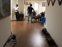 Bán căn hộ 121m, 3 ngủ tòa An Sinh, Mỹ Đình 1. Gía bán 16 tr/m, có TT . LH 0866416107