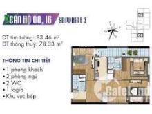 [ebu.vn] Goldmark bán căn hộ 2 ngủ S3 sắp bàn giao giá 2,1 tỷ bao phí