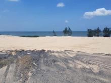 Có đất cần bán, lô 17mx60m, mặt tiền đường 10m chạy thẳng ra Biển LaGi Bình Thuận.