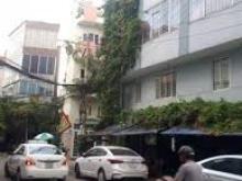 Nhà MT kinh doanh Võ Công Tồn,Tân Phú,110m2,5 tầng.14,6 ttỷ