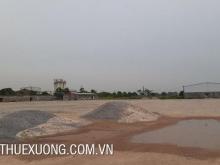 Chuyển nhượng 19.000m2 đất Khu công nghiệp Châu Sơn, Phủ Lý Hà Nam