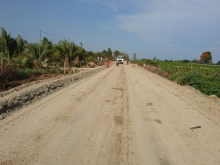 Đất nghỉ dưỡng gần biển, 950 triệu/ 1000m2, Lagi, Bình Thuận