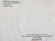 [SHR*] Cần bán gấp lô đất 4x14, KDC Cát Tường Phú Sinh, Đức Hòa, Long An. 650tr. LH 09333.01379