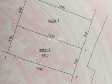 Cần bán gấp 65m2 đất TDP Cửu Việt 2, TT Trâu Quỳ, đường ô tô vào nhà, giá cực rè 0943219991