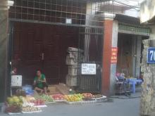 Nhà mặt ngõ, kinh doanh, 2 ôtô tránh, gara ôtô, ngõ thông ra Hồ Tây, Xuân La, 59m2, mặt tiền 4m, 6.6 tỷ. 0342211968