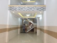 NHÀ MỚI 2 TẦNG - Hậu Giang Quận 6 - dt 5 x10 - giá 3.85 tỷ.
