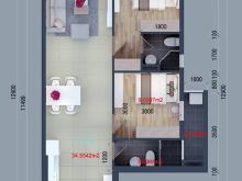 căn hộ Cityland Gò Vấp 77.5 M2 giá 3.2 tỷ 0933483963