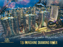 Sunshine Diamond River Resort 4.0 ven sông Sài Gòn