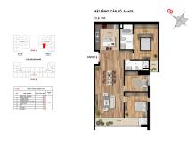 Gia đình tôi cần bán căn hộ chung cư Imperia garden tháp A, 110m2, giá: 4,1 tỷ, lh: 0919128298