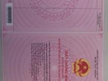 Đất nền Ngay cổng KCN VSIP2 Tân Uyên Bình Dương sổ đỏ thổ cư 100% 780TR/80m2 XD TỰ DO