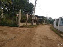 Cần bán gấp lô đất vườn hai mặt tiền huyện Thống nhất