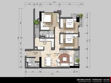 Bán cắt lỗ 200tr chung cư CC 102,9 m2, Iris Garden Mỹ Đình, giá: 3,05 tỷ