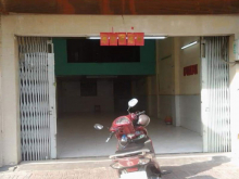 Cho thuê nhà mặt tiền, nhà trống,  đường Nguyễn Trãi, Phường 14, Quận 5