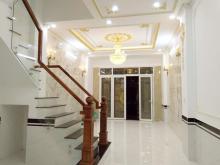 Bán nhà Bình Thạnh, đường Nguyễn Văn Đậu, 3 tầng, HXH, 4 PN, DT 52m2, giá 6 tỷ.