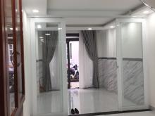 Bán Nhà giá rẻ 1 trệt, 1 lầu, Sân Thượng, mới 100%, DT: 42m2, Chỉ 4.95 tỷ