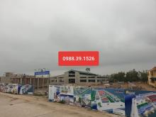 Bán nhà ki-ot 2,5 tầng Chợ cá Minh Lộc lớn nhất huyện Hậu Lộc